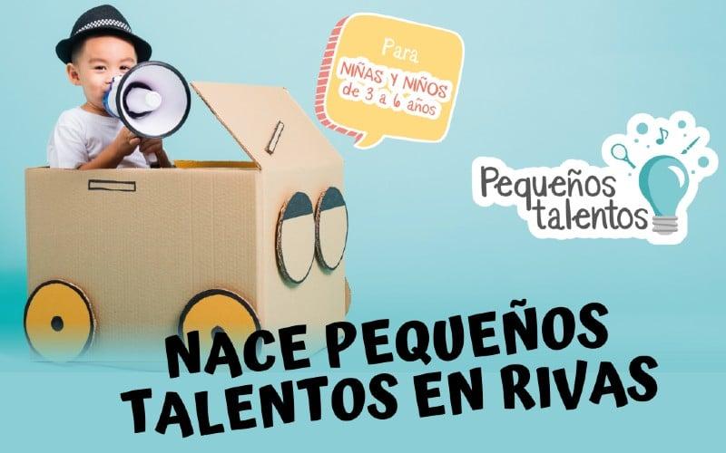 Arte, música y multideporte: nace Pequeños Talentos, extraescolares para niños de 3 a 6 años en Rivas