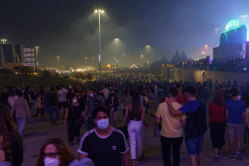 El sindicato CPPM Rivas califica de «insuficiente» el dispositivo policial de las fiestas