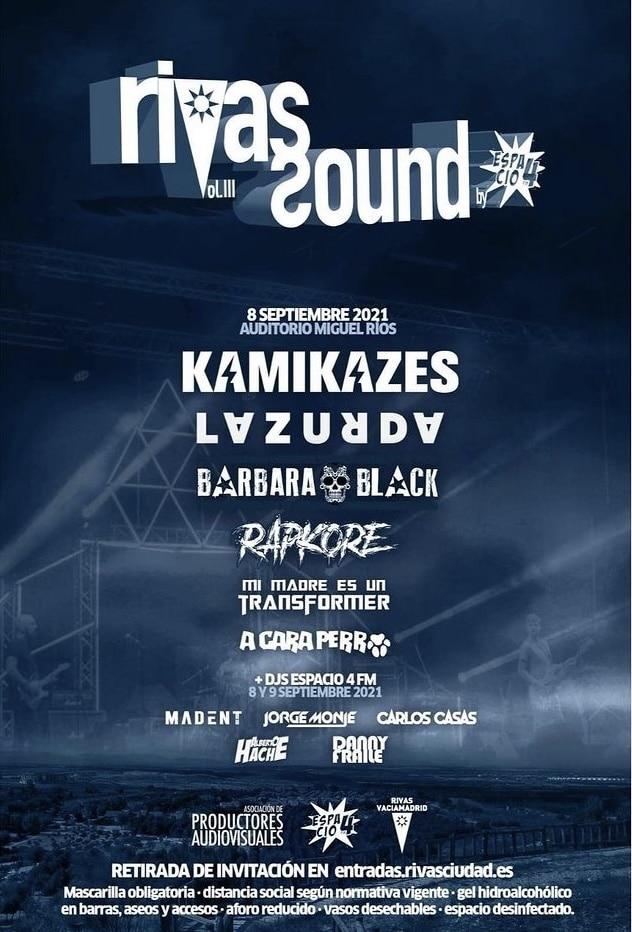 3º edición Rivas Sound
