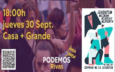 Semana de la Juventud Podemos Rivas