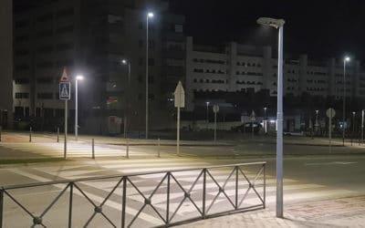 Rivas instalará iluminación 'inteligente' en pasos de peatones de la avenida de Aurelio Álvarez