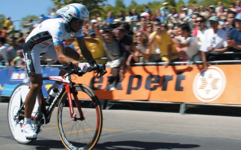 La primera vez que La Vuelta Ciclista a España pasó por Rivas Vaciamadrid: así era la ciudad hace 15 años