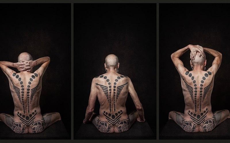 Una de las imágenes de 'La piel sabia', de Enrique Toribio