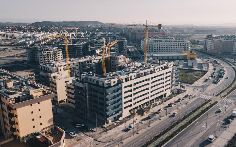 Desarrollo urbanístico del Cristo de Rivas (foto: Jarama Desarrollos Inmobiliarios)
