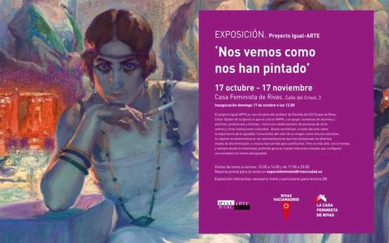 Exposición Casa Feminista Rivas