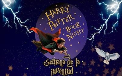 Harry Potter Book Night Rivas