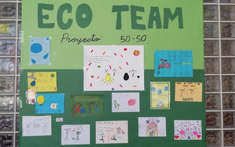 Proyecto 50/50: estos son los ocho colegios de Rivas premiados por ahorrar energía y agua durante el curso pasado