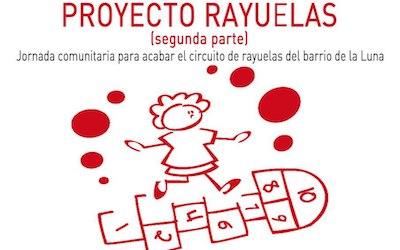 Segunda jornada comunitaria Proyecto Rayuelas