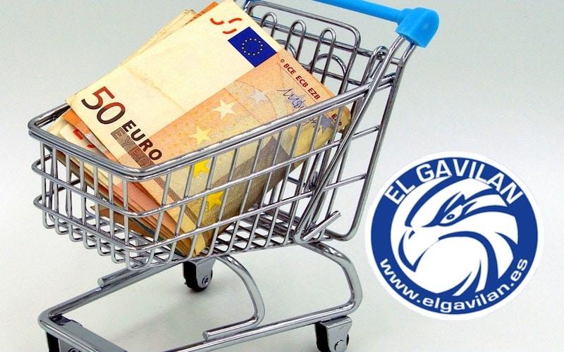 Los Supermercados El Gavilán sortean cinco vales de 50 euros para tus compras