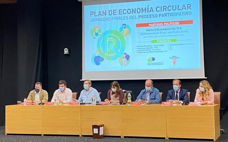 La gestión de recursos, protagonista en una nueva jornada de los presupuestos participativos de Rivas